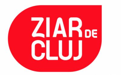"""Ziar de Cluj: """"8 brăduți creați de tineri designeri clujeni, scoși la licitație pentru cauza copiilor aflați în pericol de abandon școlar"""""""