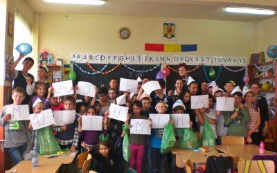 Servicii integrate pentru copiii defavorizaţi din Cluj-Napoca
